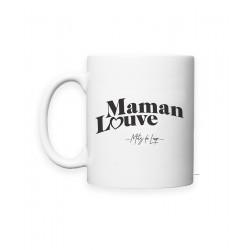Mug Céramique maman louve