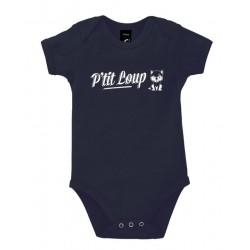 Body bébé p'tit loup