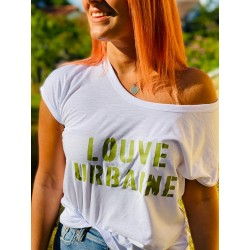 T-Shirt LOUVE URBAINE
