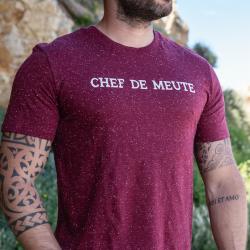 T-shirt CHEF DE MEUTE