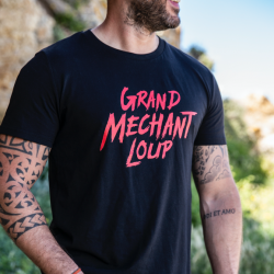 T-shirt GRAND MECHANT LOUP
